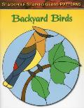 Backyard Birds (Stained Glass Patterns)
