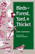 Birds of Forest Yard & Thicket