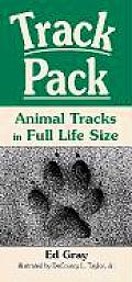Track Pack: Animal Tracks in Full Life Size