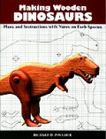 Making Wooden Dinosaurs Plans & Instruct