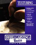Bird Carving Basics Texturing