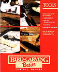 Bird Carving Basics Tools Featuring A V