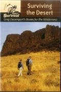 Surviving the Desert: Greg Davenport's Books for the Wilderness Cover