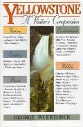 Yellowstone: A Visitor's Companion (National Parks Visitor's Companions)