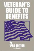 Veterans Guide To Benefits 3rd Edition
