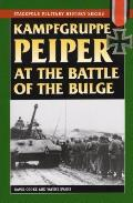Kampfgruppe Peiper at the Battle of the Bulge (Stackpole Military History)