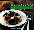 Jake's Seafood Cookbook Cover