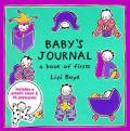 Babys Journal A Book Of Firsts