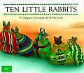 Ten Little Rabbits Cover