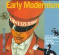 Early Modernism Swiss & Austrian Tradema