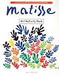 Matisse Art Pack Art Activity Packs