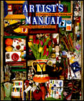 Artist's Manual: A Complete Guide to Painting and Drawing Materials and Techniques Cover