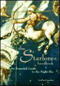 Starlore Handbook An Essential Guide To The Night