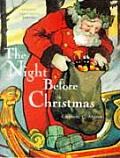 The Night Before Christmas (Classics Illustrated)