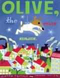 Olive, the Other Reindeer Cover