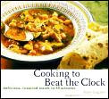 Cooking To Beat The Clock Inspired Meals