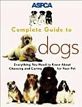 ASPCA Complete Guide to Dogs Cover