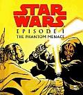 Phantom Menace Star Wars Mini Book