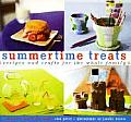 Summertime Treats Recipes & Crafts For T
