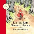 Little Red Riding Hood Caperucita Roja
