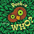 Peek-a-who? Cover