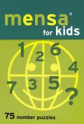 Mensa For Kids 75 Number Puzzles