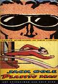Jack Cole & Plastic Man Forms Stretched