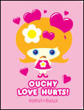 Ouchy Love Hurts Journal