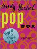 Andy Warhol Pop Box Fame the Factory & the Father of American Pop Art With 21 Pieces of Ephemera