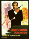 James Bond Movie Posters: The Official 007 Collection Cover