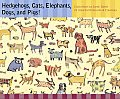 Hedgehogs, Cats, Elephants, Dogs and Pigs! Notecards (Deluxe Notecards)