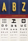 Abz More Alphabets & Other Signs