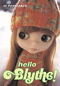 Hello Blythe Postcards (Collectible Postcards)