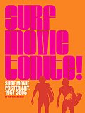 Surf Movie Tonite Surf Movie Poster Art