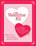 The Valentine Kit with Sticker and Cards and Envelope and Other and Stencils and Booklet (Decorative Arts)