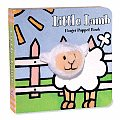 Little Lamb: Finger Puppet Book BB