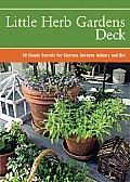 Little Herb Gardens Deck