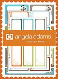 Angela Adams Box of Labels