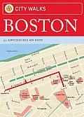 City Walks Boston Deck 50 Adventures On