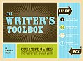 The Writer's Toolbox: Creative Games and Exercises for Inspiring the &quot;Write&quot; Side of Your Brain with Book(s) and Cards and Other Cover
