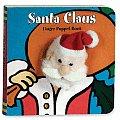 Santa Claus: Finger Puppet Book