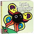 Little Butterfly Finger Puppet Book With Finger Puppet