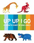 The World of Eric Carle(tm) Up, Up I Go Growth Chart