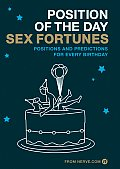 Position of the Day Sex Fortunes: Positions and Predictions for Every Birthday Cover