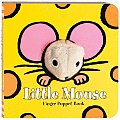 Little Mouse Finger Puppet Book With Finger Puppet