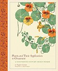 Plants & Their Application to Ornament A Nineteenth Century Design Primer