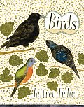Birds Deluxe Notecards with Envelopes