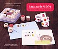 Handmade Hellos Fresh Greeting Card Projects from First Rate Crafters With Envelope & Templates