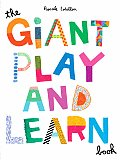 The Giant Play and Learn Book with Sticker(s)