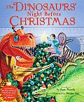 The Dinosaurs' Night Before Christmas with CD (Audio)